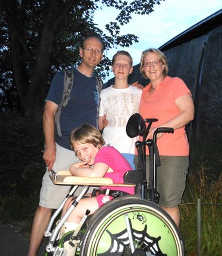 Familie Klein aus Lindlar